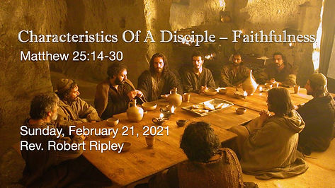 PCCC - Characteristics...Faithfulness.00
