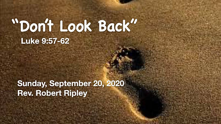 PCCC - Don't Look Back - title graphic -