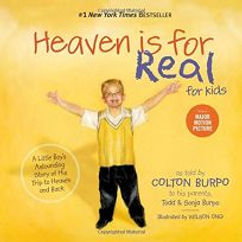 Image - Book Cover - Heaven is for Real.
