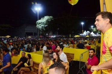 Prefeitura realiza quatro dias de Carnaval com shows nacionais e desfile de blocos na Acrimat