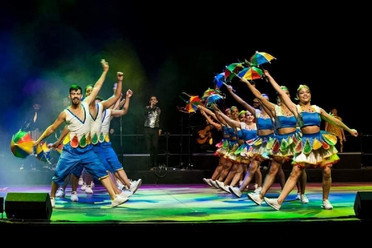 Flor Ribeirinha apresenta em live espetáculo que conquistou título mundial na Turquia