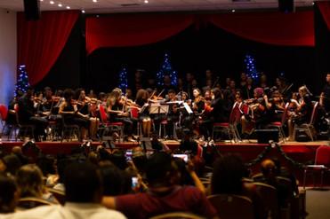 Orquestra Unimed apresenta clássicos de Beethoven em concerto especial de fim de ano