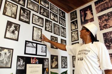 História dos carnavais de Cuiabá é contada em exposição fotográfica no Misc