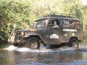 Rally Ecológico marcará o retorno das competições off-road no Mato Grosso