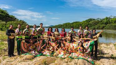 Grupo Flor Ribeirinha de Mato Grosso conquista Prêmio nacional  de Culturas Populares