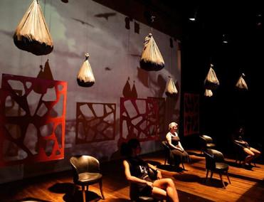 'Território Cultural Livre' apresenta exposições, cena e musicais no Cine Teatro