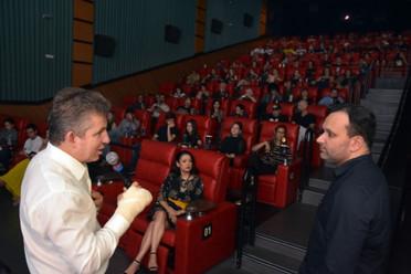 Filme com Gagliasso gravado em Cuiabá tem sessão na capital e deve chegar aos cinemas no segundo sem