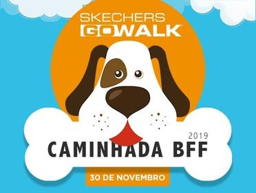 Skechers realiza caminhada beneficente em prol da Associação Mato-grossense Voz Animal