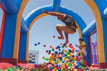 Brincadeiras, oficinas, circo, sorteio são atrações do Pantanal Shopping