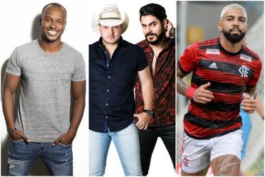 Thiaguinho, festival e Libertadores agitam o final de semana
