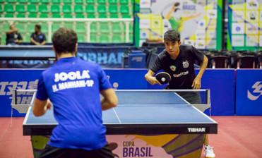 Super Copa Brasil de Tênis de Mesa injetará dinheiro na economia da capital