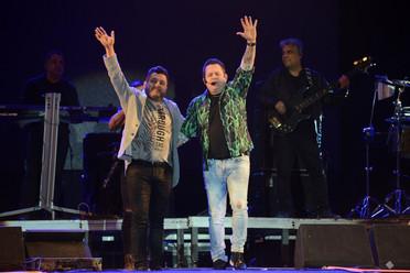 Bruno e Marrone se apresentam em show na sexta-feira (6) em Cuiabá