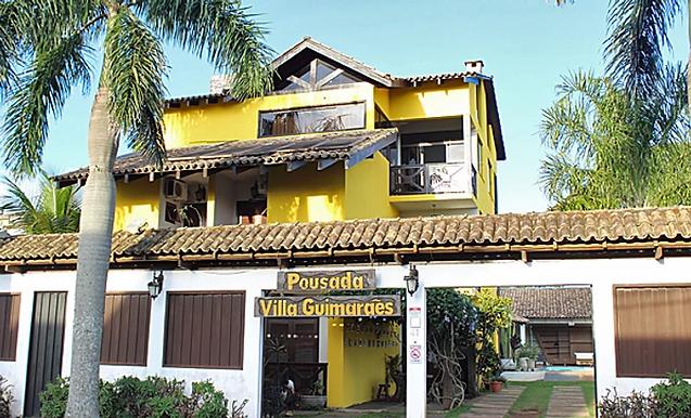 Pousada Villa Guimarães