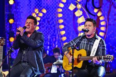 Final de semana tem Bruno e Marrone, AnaVitória, grito de carnaval e mais