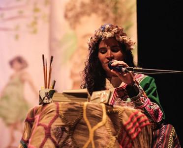 Poeta de MT é indicada a projeto que tem Djamila Ribeiro e Chico Buarque na organização