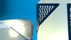 Kerf Light Steel Detail