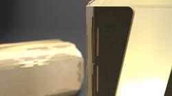 Kerf Light Plywood Bokeh