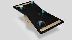 Orbit Coffee Table Context