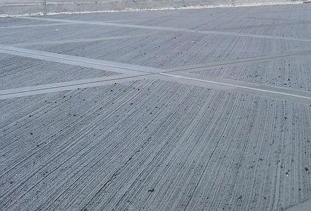 Broom finished concrete calgary alberta