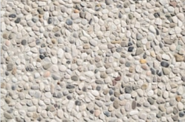 unsealed exposed aggregate concrete calg