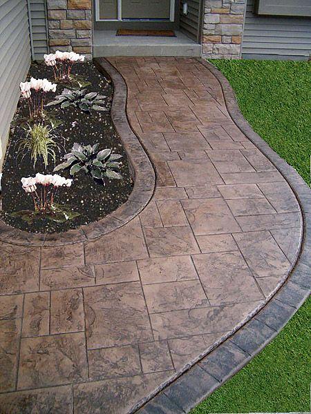 Coloured-concrete-sidewalk-patio-calgary