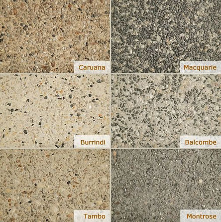 exposed aggregate concrete envirocrete c