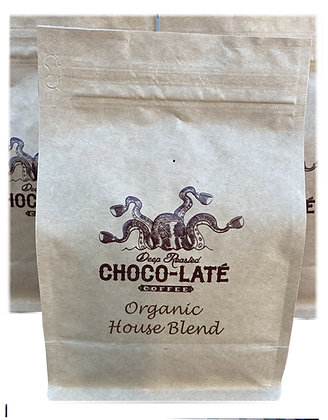 Organic ChocoLaté Coffee House Blend