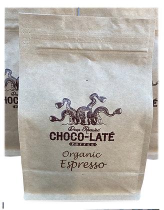 Our Organic Espresso Blend