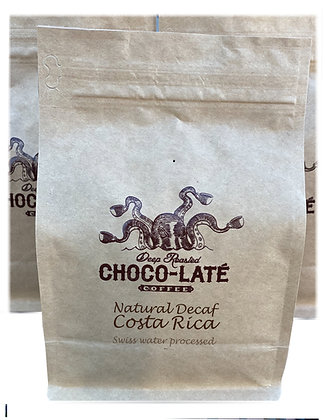 Natural Decaf Costa Rica (Swiss water processed)