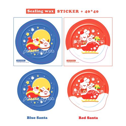 sealing wax : christmas (15g)