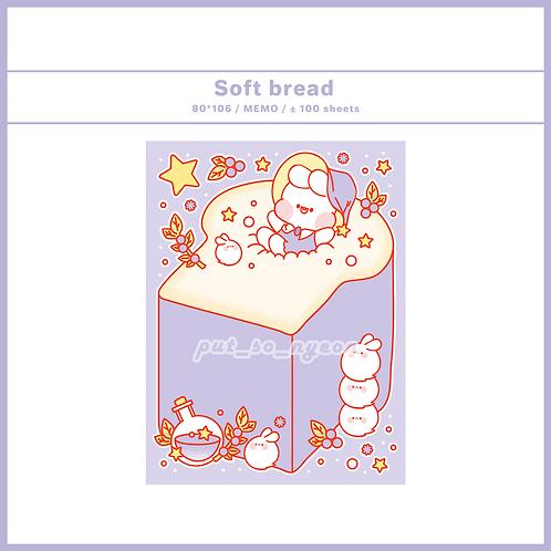 soft bread (70g)