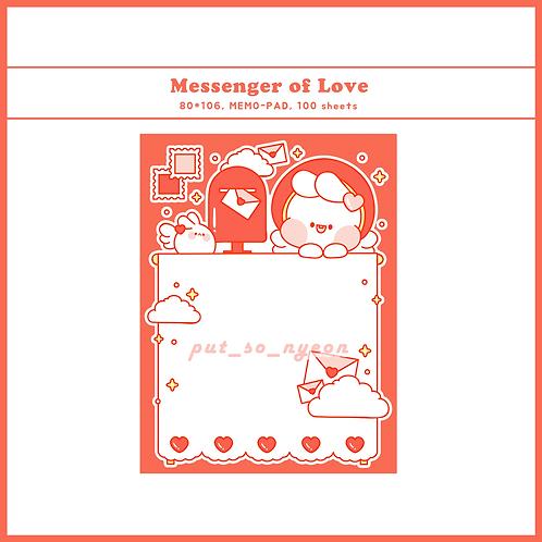 messenger of love (70g)