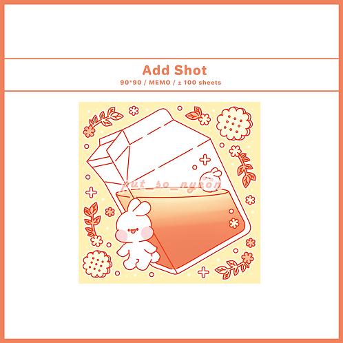 add shot (70g)
