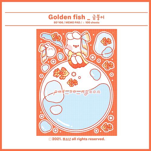 golden fish (70g)