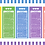 Thumbnail: chubby alphabet seal pack (25g)