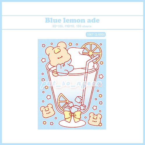 ade blue lemon (70g)
