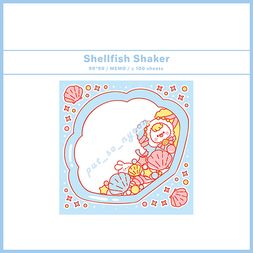shaker shellfish (70g)