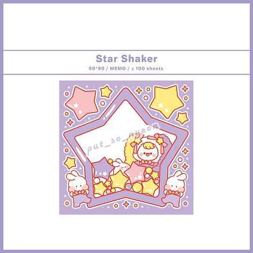 shaker star (70g)