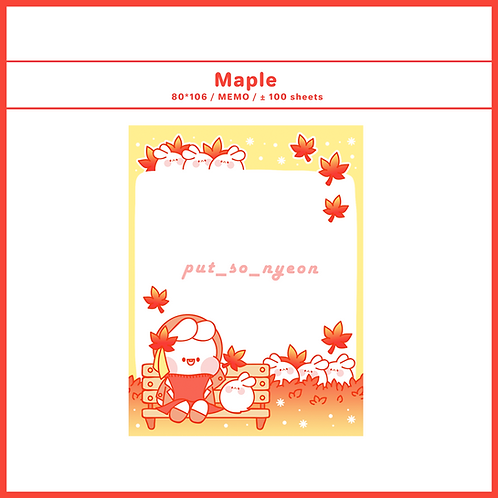maple (70g)