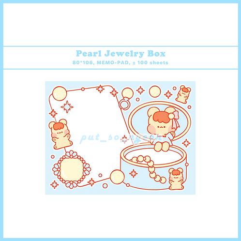 jewelry box pearl (70g)