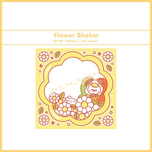 shaker flower (70g)
