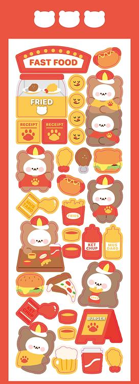 fast food bear (5g)