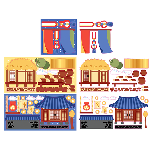 pack : joseon place (15g)