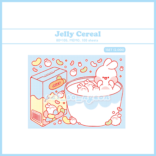cereal jelly (70g)