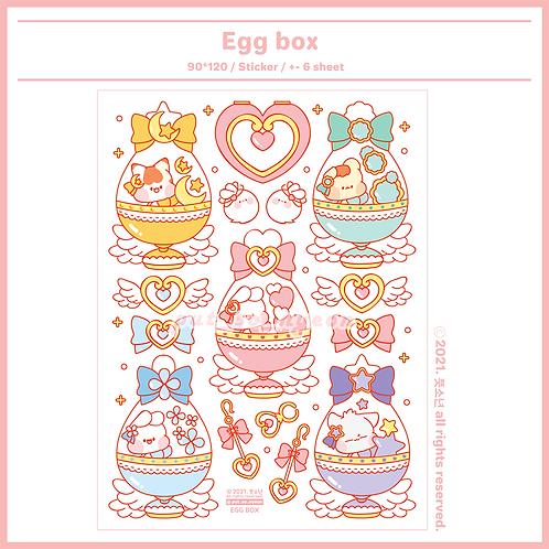 egg box (30g)