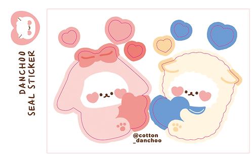 [mini hug] lob bunny-sheep (3g)