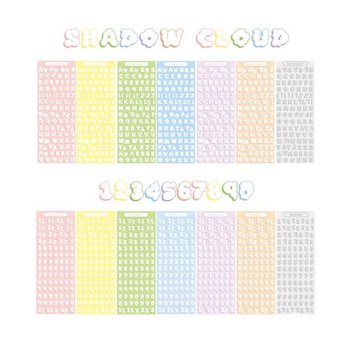 shadow cloud/cloud alpha/num seal pack (35g)