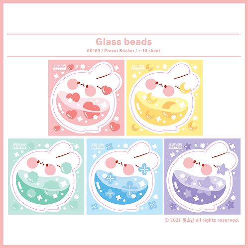 PANG : glass beads (15g)