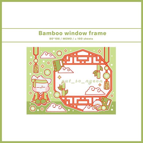 window bamboo (70g)