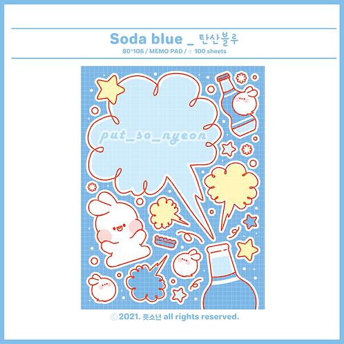 soda blue (70g)